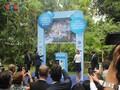 Inauguration d'une station de mesure de la qualité de l'air à Hanoï