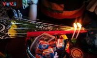 Chùm ảnh: Tưng bừng lễ hội Khậu phăn xả tại Lào
