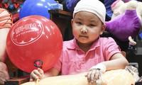 Ngày hội hiến máu của Nhóm 91-94 chia sẻ yêu thương với các em nhỏ viện nhi