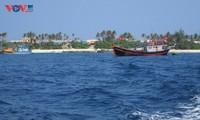 Ly Son: ouverture de la mer pour souhaiter la prospérité