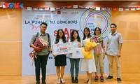 Le Vietnam remporte le 1er prix du concours de startup francophone 2018