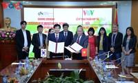 Vu Hai reçoit le président de la radio Gwangju