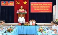 Deputy PM calls on Ca Mau to reform growth model
