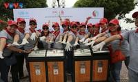 Hành động vì môi trường thiết thực như Cựu học sinh PTTH Hà Nội 91-94