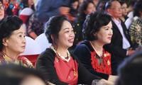 Mẫu giáo Việt Triều hữu nghị kỷ niệm 40 năm thành lập, đón nhận Huân chương Độc lập Hạng Ba