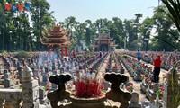 Tháng 4 về thăm Nghĩa trang Liệt sĩ Quốc gia Trường Sơn
