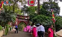 Giỗ Tổ Hùng Vương - Lễ hội Đền Hùng 2018