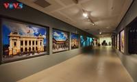 Không gian nghệ thuật đương đại độc đáo tại nhà Quốc hội