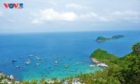Ngây ngất với vẻ đẹp nên thơ của Quần đảo Nam Du