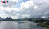 Hồ Tam Chúc, cảnh sắc hữu tình