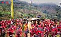 Lễ cấp sắc của người Dao ở Lào Cai