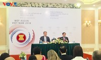 WEF ASEAN 2018 กระชับความร่วมมือในยุคของการปฏิวัติอุตสาหกรรม 4.0