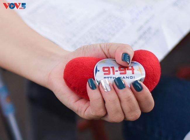 Người Hà Nội sinh năm 1976 rủ nhau đi hiến máu - ảnh 3