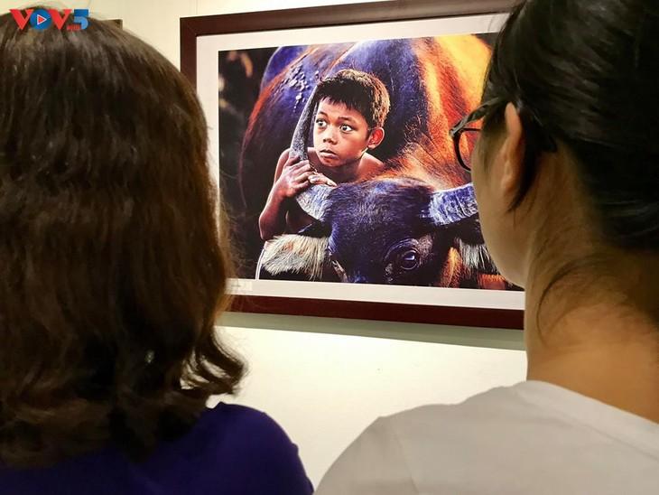 """Khai mạc Festival Nhiếp ảnh """"Tư duy trẻ, góc nhìn trẻ"""" - ảnh 7"""