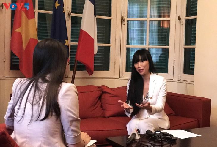 La France attache de l'importance à ses relations avec le Vietnam - ảnh 1