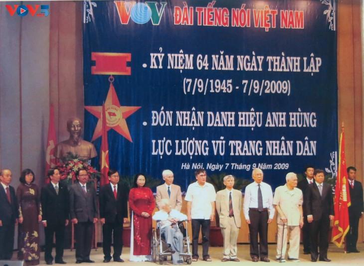 Phát thanh đối ngoại lớn mạnh cùng Đài Tiếng nói Việt Nam - ảnh 1