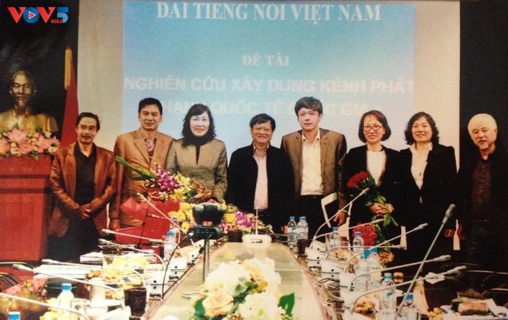 Phát thanh đối ngoại lớn mạnh cùng Đài Tiếng nói Việt Nam - ảnh 12