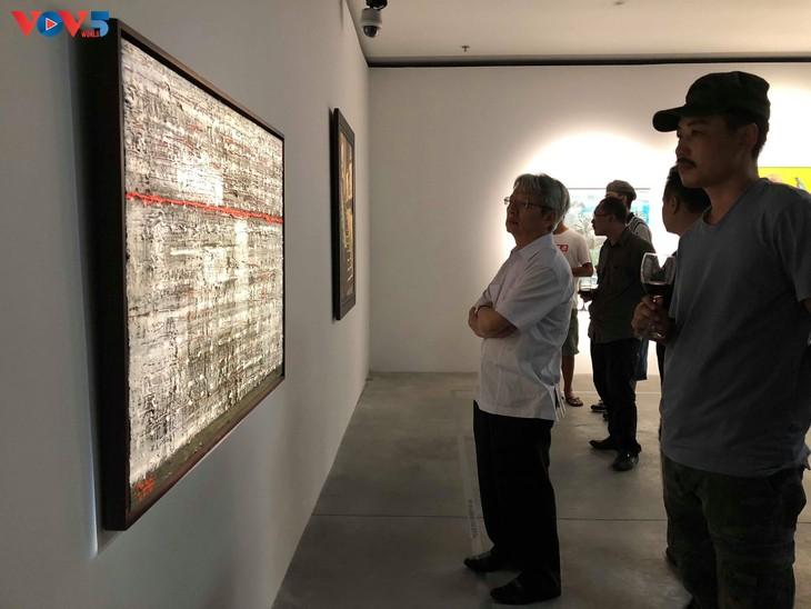 """""""Tỏa 2"""" – triển lãm tác phẩm của 10 nghệ sĩ trẻ Việt Nam - ảnh 2"""