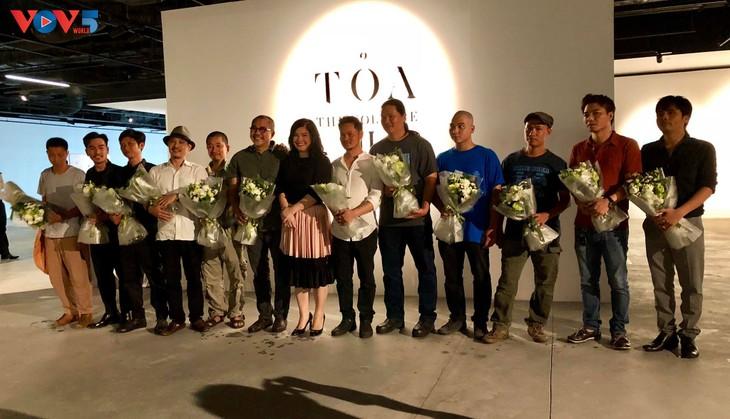 """""""Tỏa 2"""" – triển lãm tác phẩm của 10 nghệ sĩ trẻ Việt Nam - ảnh 1"""