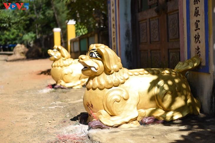 Thăm Chùa Thiên Ấn trong mùa an cư kiết hạ - ảnh 2