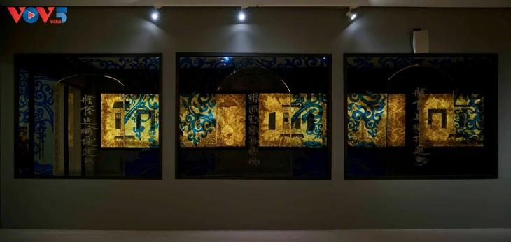 Không gian nghệ thuật đương đại độc đáo tại nhà Quốc hội - ảnh 20