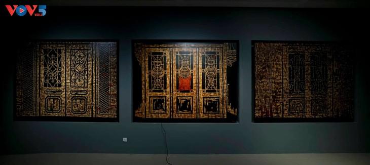 Không gian nghệ thuật đương đại độc đáo tại nhà Quốc hội - ảnh 12