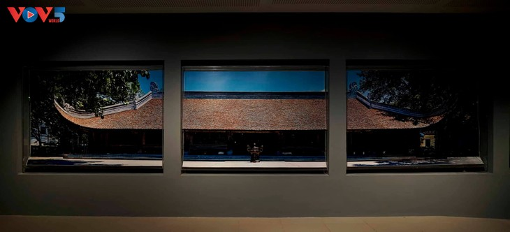 Không gian nghệ thuật đương đại độc đáo tại nhà Quốc hội - ảnh 11