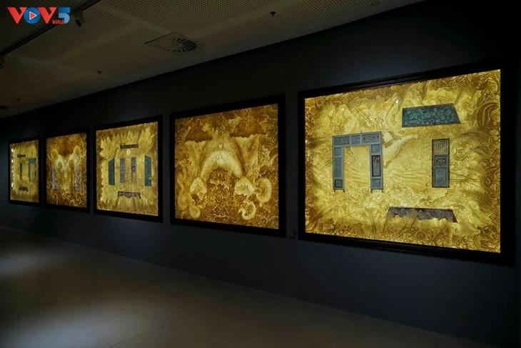 Không gian nghệ thuật đương đại độc đáo tại nhà Quốc hội - ảnh 8