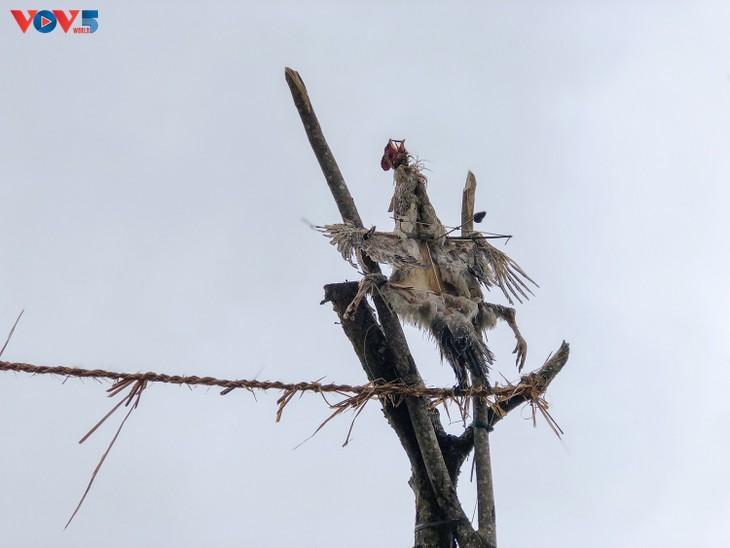 """Độc đáo lễ cúng rừng """" Gạ Ma Do"""" của người Hà Nhì đen - ảnh 4"""