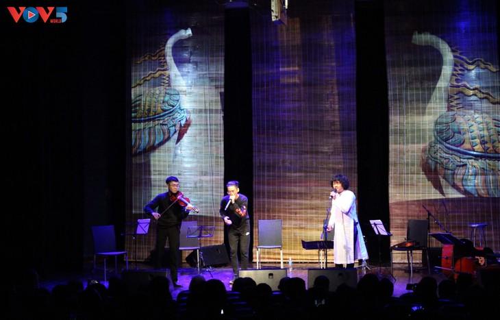Ngô Hông Quang et son concert «Nam nhi» - ảnh 5