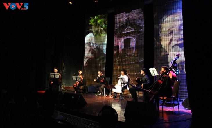 Ngô Hông Quang et son concert «Nam nhi» - ảnh 4