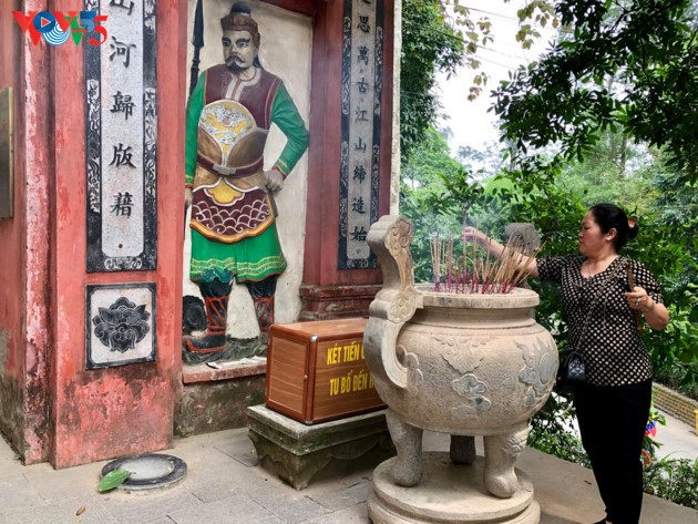 Phu Tho성 민족 동포의 훙 왕 숭배 신앙 - ảnh 1