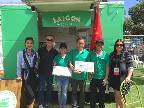 Saigon Corner NZ wins Food Truck Face Off