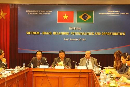 Vietnam br sil une coop ration agricole et touristique for Chambre de commerce vietnam