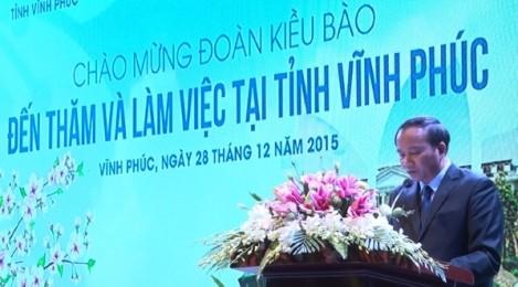 国外在留ベトナム人、ヴィンフッ...