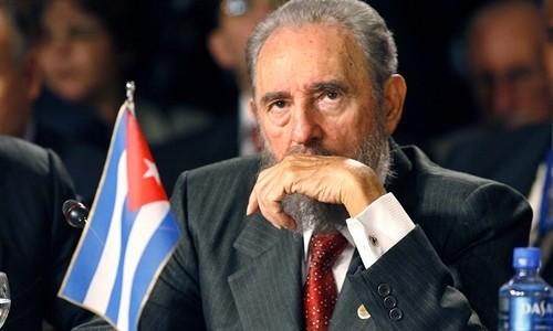 世界各国指導者、キューバに弔電...