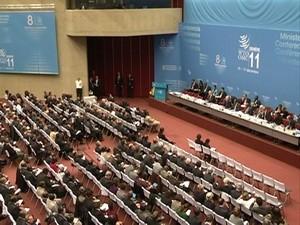 第3回世界貿易機関閣僚会議
