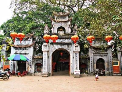フンイエン省のマウ神社
