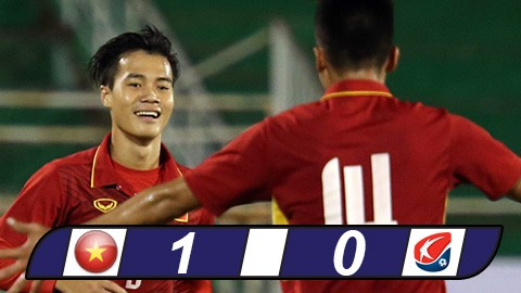 Vietnam U22 squad wins South Korean K.League All Star team - ảnh 1