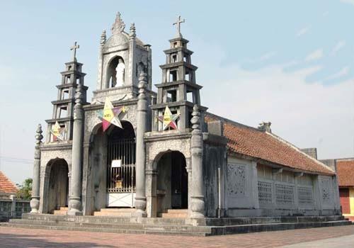 Nhà Thờ Đá Phát Diệm, Nơi Hội Tụ Tinh Hoa Kiến Trúc Đông Tây -