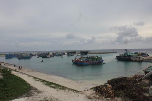 Sinh Ton dry dock  - ảnh 2