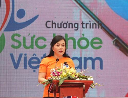 Vietnam celebrates World Health Day - ảnh 1