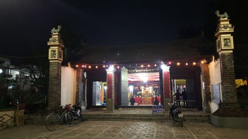 La Phu village preserves communal house, pig procession festival  - ảnh 2