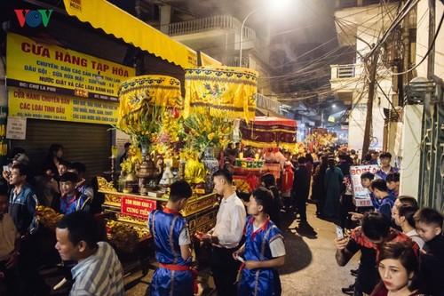 La Phu village preserves communal house, pig procession festival  - ảnh 4