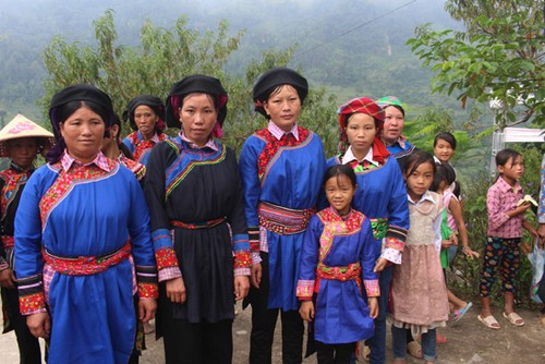 Co Lao ethnic group - ảnh 1