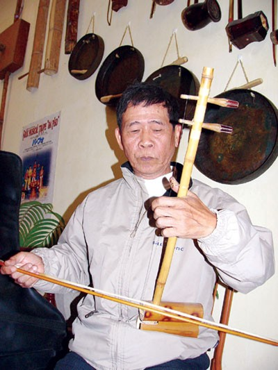 Ba Pho Music House, special space to preserve traditional musical instruments - ảnh 5