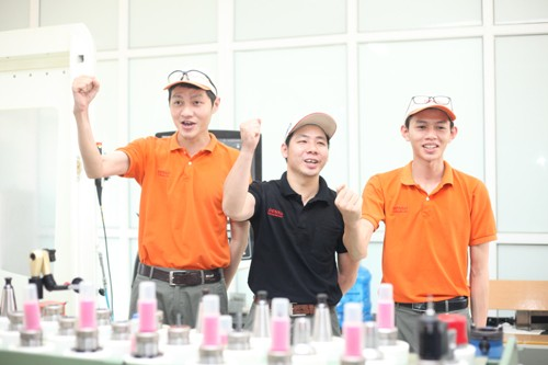 Vietnam ready for World Skills Competition 2019 - ảnh 2