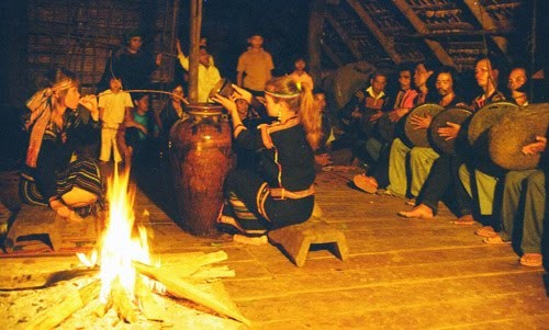 Tet specialties of the H'Mong, Ede ethnic groups - ảnh 2