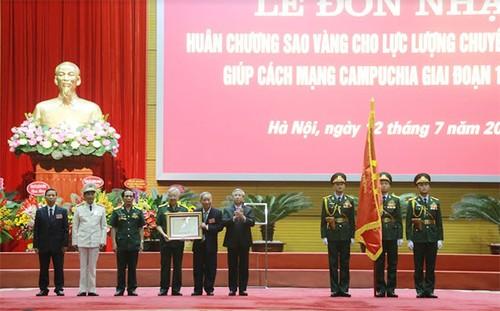 Nghĩa cử cao đẹp của các chuyên gia Việt Nam giúp Campuchia hồi sinh   - ảnh 1
