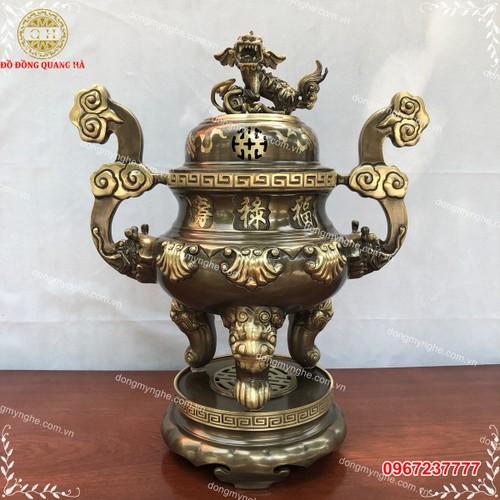 The craft of casting bronze in Yen Xa commune  - ảnh 4